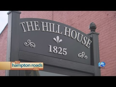 The Amazing History of Hill House in Portsmouth