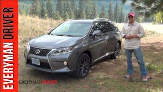 Lexus RC 2014 Videos