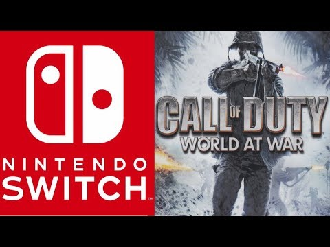 Call Of Duty World At War Remastered Nintendo Switch?
