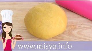 Ricetta Pasta Frolla Misya.Pasta Frolla Youtube