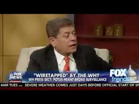 Judge Napolitano: the GCHQ was spying Trump for Obama