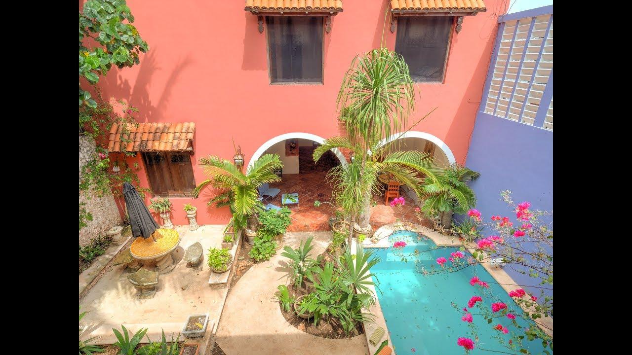 Casa de Los Angeles Gorgeous home in Merida Centro For Sale