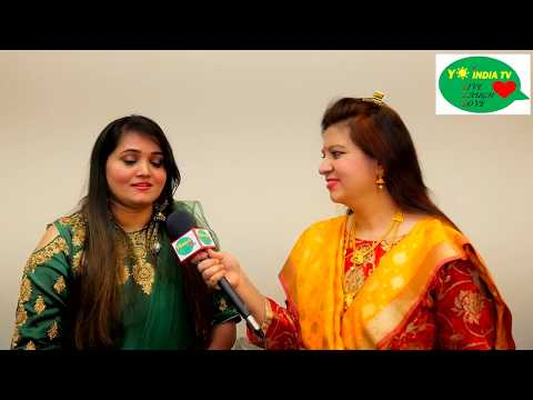 Anuradha Bhat Interview and Tour, with Vijay Prakash USA SanJose | Telgu BATA Event