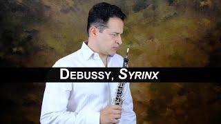 """Eugene Izotov plays """"Syrinx"""" by Debussy"""