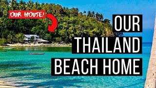 Freedom Lifestyle Vlog #1: My Thailand Beach Home Tour