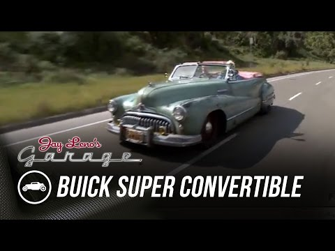 ICON Derelict: 1948 Buick Super Convertible - Jay Leno