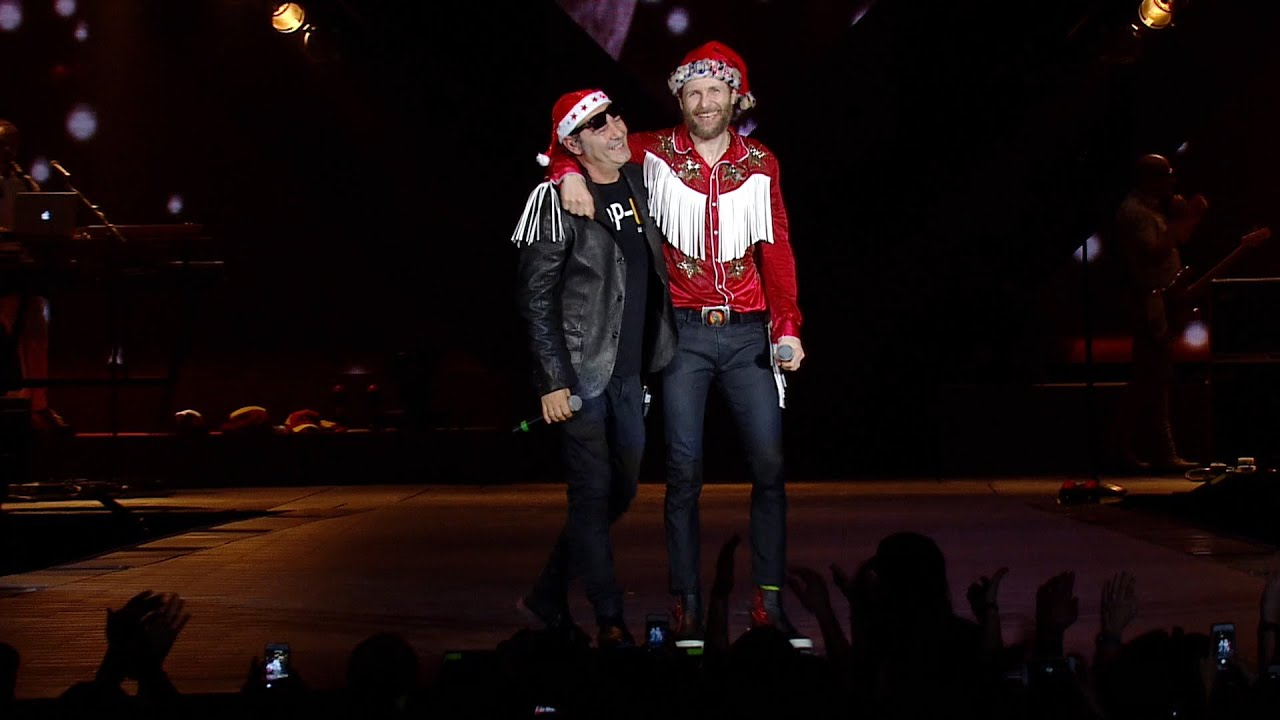 Frasi Di Jovanotti Sul Natale.O E Natale Tutti I Giorni Live In Bologna Luca Carboni E Lorenzo
