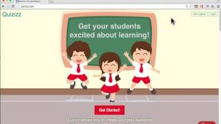 Quizizz Tutorial 2016 Educational Game Show