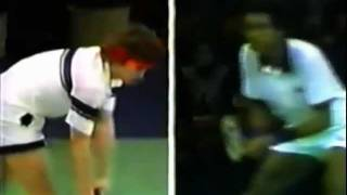 Ashe vs McEnroe Final - Master Cup 1978 - 06/13