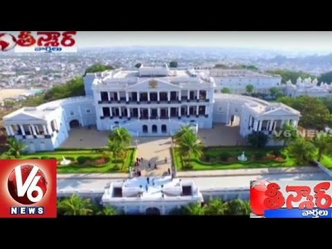 Falaknuma Palace Ranked Among Top 100 Restaurants In World | Teenmaar News | V6 News