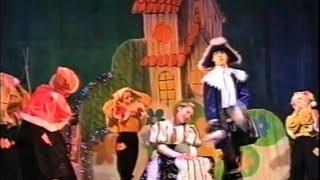 Таберик танец сценка Белоснежка и 7 гномов НГ 2000 2001