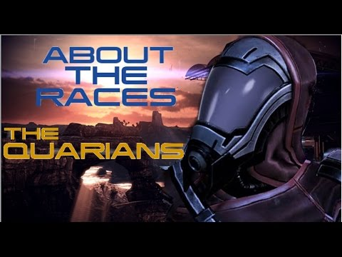 About the Races: Quarians