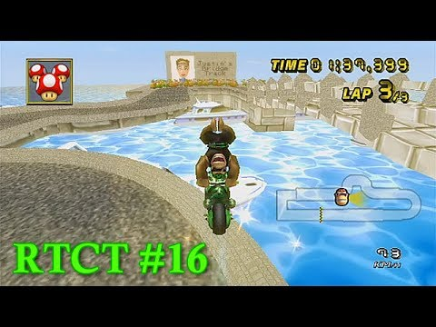 Mario Kart Wii - Rate That Custom Track #16 ~ Snorkel Kong