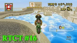 Mario Kart Wii - Rate That Custom Track #16 ~ Snorkel Kong