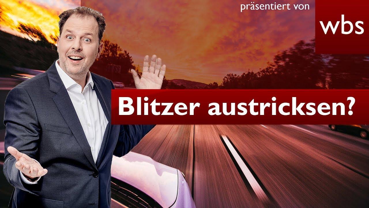 Blitzer Austricksen