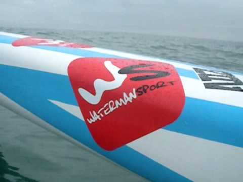Paddleboard unlimited Watermansport.wmv