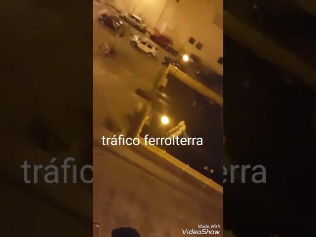 Persecución en Ferrol