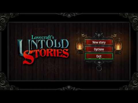 Lovecrafts Untold Stories - Creepy & Challenging Lovecraftian Roguelike!