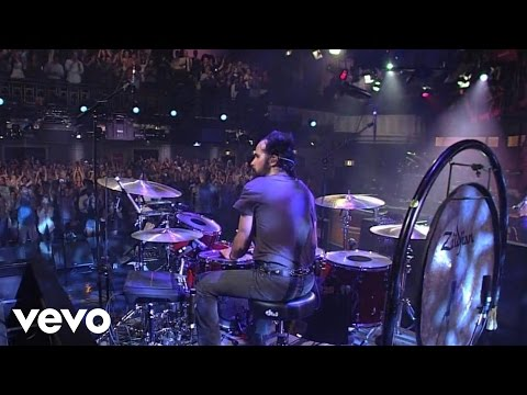The Killers - Read My Mind (Live On Letterman)