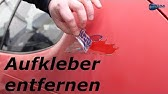 Etiketten Klebereste Entfernen Frag Mutti Tv Youtube
