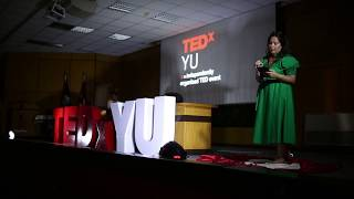 Women in the Middle East - عروب صبح   Aroub Soubh   TEDxYU