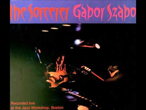 """Gabor Szabo """"The Sorcerer"""", 1967. Track 01: """"The Beat Goes On"""""""