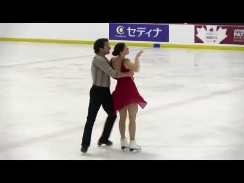 Tessa and Scott Free Dance Moulin Rouge changed music