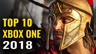 Top 10 Best Xbox One Games of 2018 | whatopay's Games of the Year