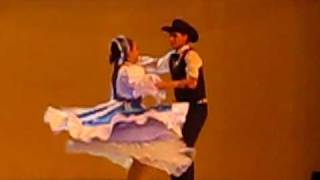 "Polkas de Chihuhua "" El CiRcO"" Grupo Folclorico XICOPAINALLI de Aguascalientes Mex"
