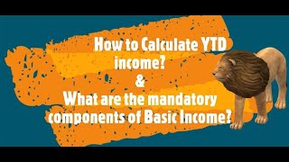 1003 Session # 17   Section 4   Employment   Basics of Income Calculations
