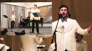 Московский Мужской Ансамбль солистов «Mosсow Singers» в рамках проекта «К юбилею Дома Озерова».
