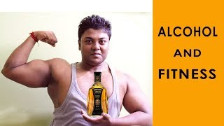 ALCOHOL AND FITNESS || by FitGuru ||