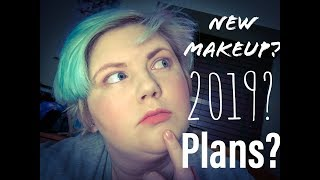 Testing new (to me) makeup and lets chat about 2019 | ShannonLouise