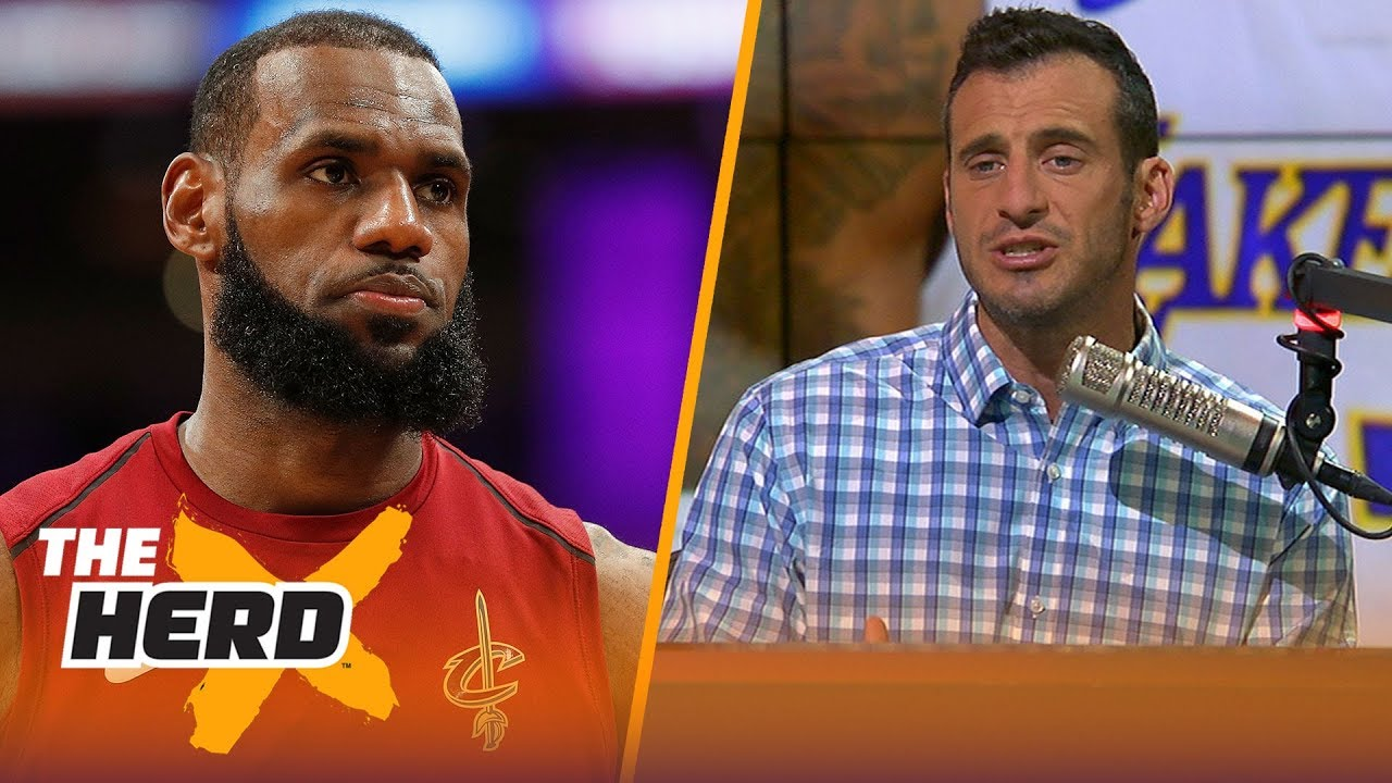 Doug Gottlieb on the Lakers building around LeBron James in Los Angeles | NBA | THE HERD