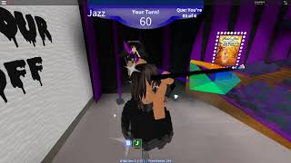 """Roblox-Dance Your Blox Off-Ex's & Oh""""s-Jazz-Duo with Sparkle4165{WARNING STROBE}"""