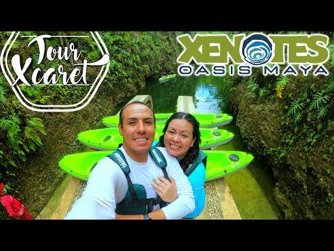 XENOTES 🟩 Tour by XCARET 🔥 Guía Completa 💯 TODO INCLUIDO Cancun o Playa Carmen 😍 (Tips, Costos 2020)