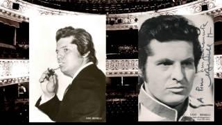 """Ugo Benelli sings La Sonnambula-""""Tutto è sciolto"""" (Dublin, 1963)"""