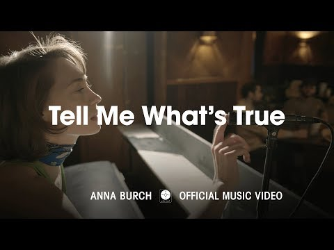 Anna Burch - Tell Me What's True [OFFICIAL MUSIC VIDEO]
