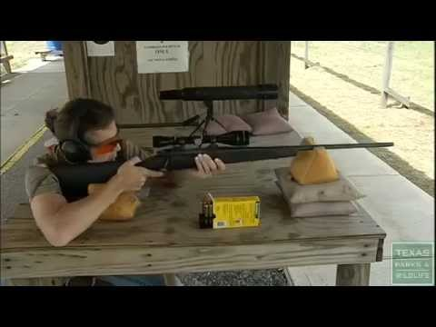 How To Sight Your Hunting Rifle