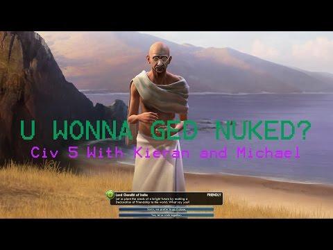 Civilization 5 Multiplayer   England - Maori Warriors OP (Ep1)