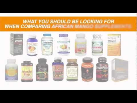 African Mango Reviews.  How to Buy The Best African Mango Supplements