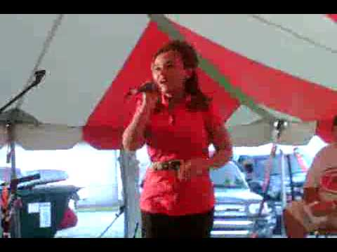 Kindra Lee Wilson NIBROC Idol Winner 2009
