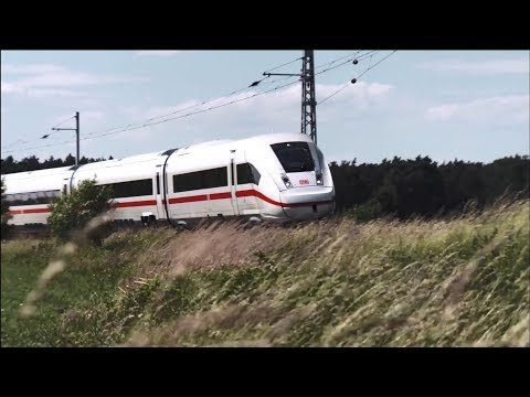 Die grünen Funktionen der Zuglaufregelung