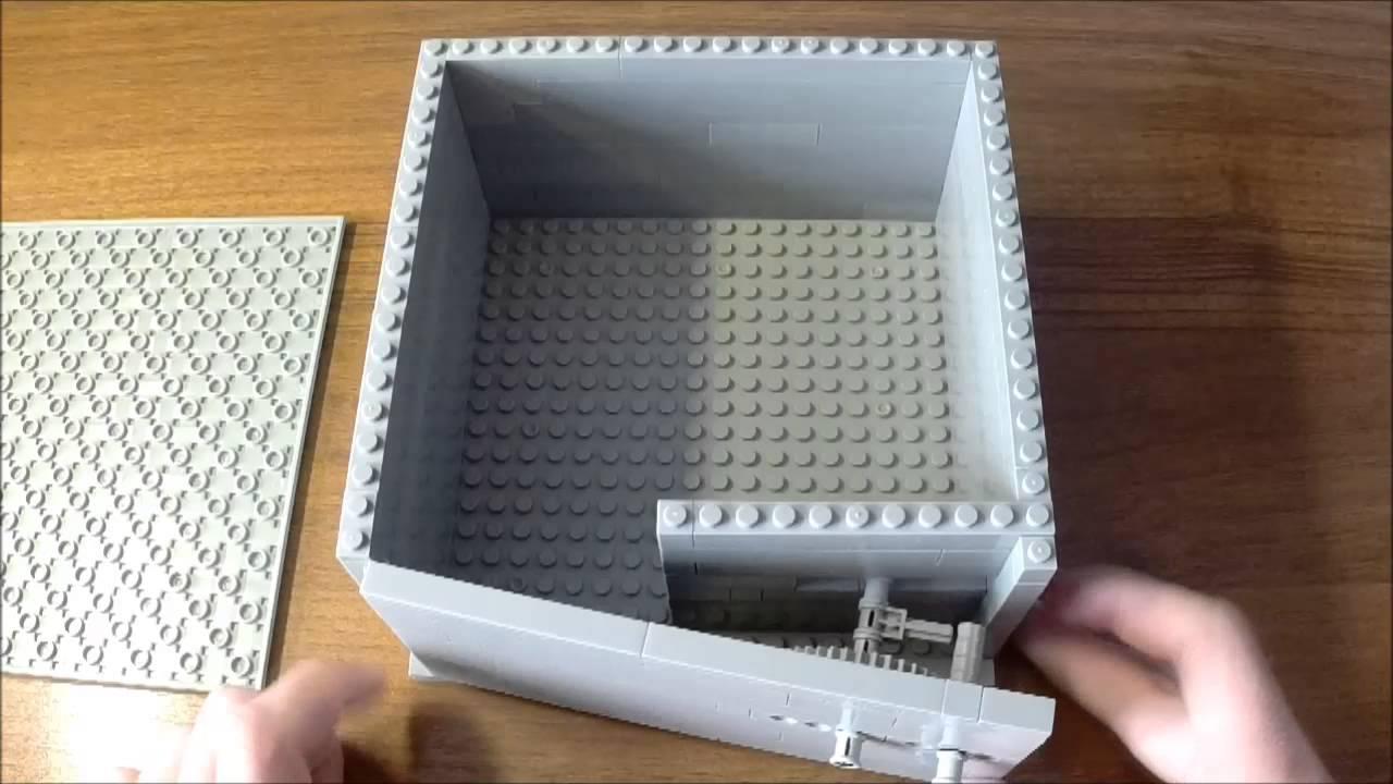 Как сделать из лего сейф с механизмом фото 538