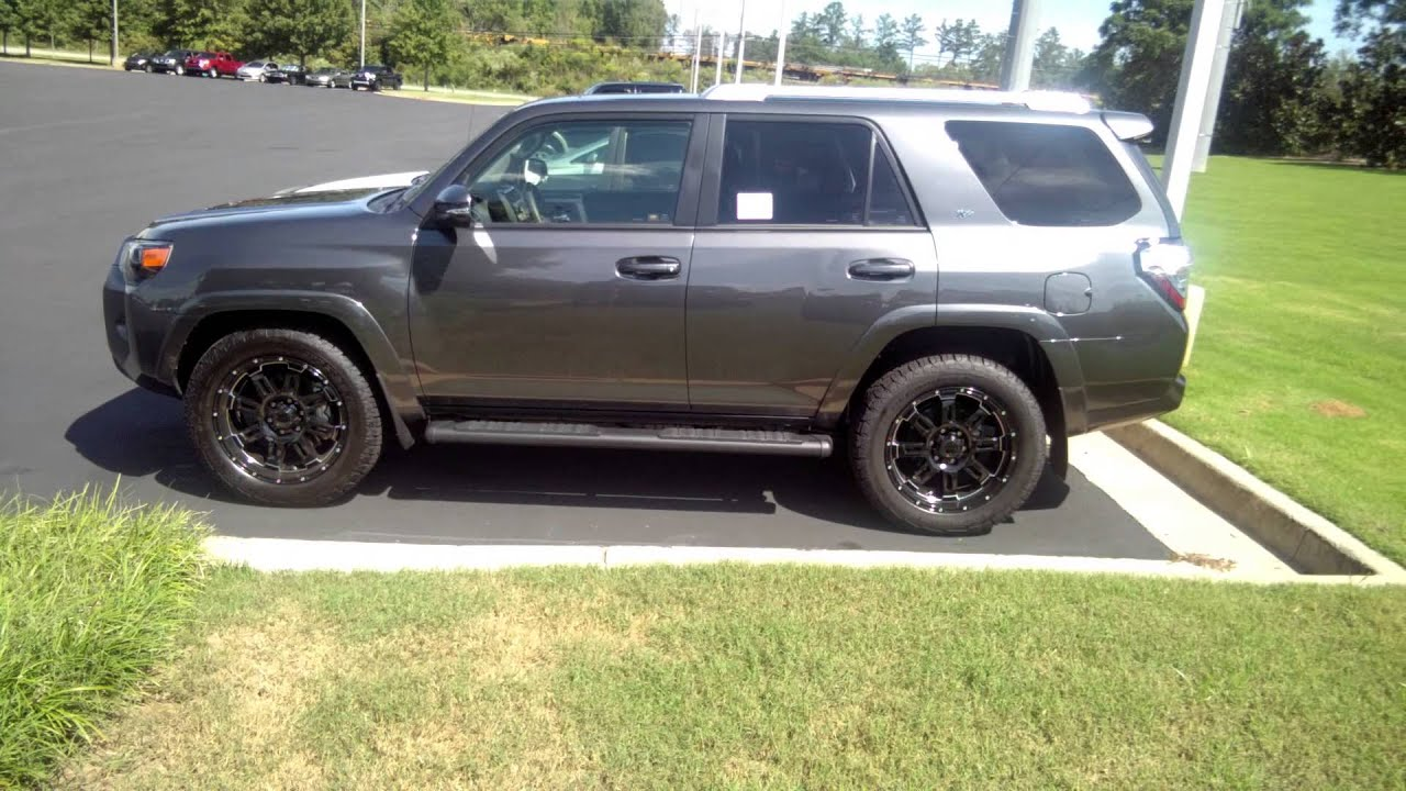 awesome 2016 xp package 4runner by mc youtube. Black Bedroom Furniture Sets. Home Design Ideas