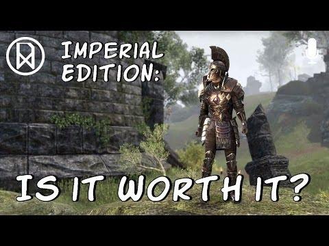 ESO Digital Imperial Edition: Is it worth it? - - (Elder Scrolls Online Beta) HD [1080p]