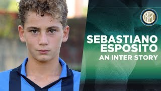 SEBASTIANO ESPOSITO | AN INTER STORY | From Youth Sector to First Team! 👊🏻⚫🔵