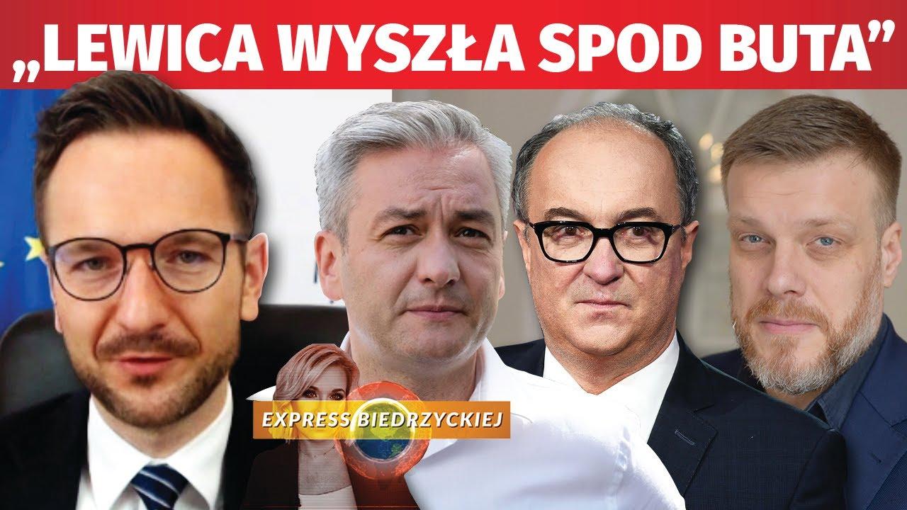 """""""Lewica wyszła SPOD BUTA Platformy."""" Buda UJAWNIA KULISY rozmów z liderami Lewicy"""