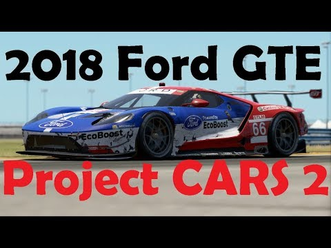 Ford Gt Gtlm At Daytona Project Cars