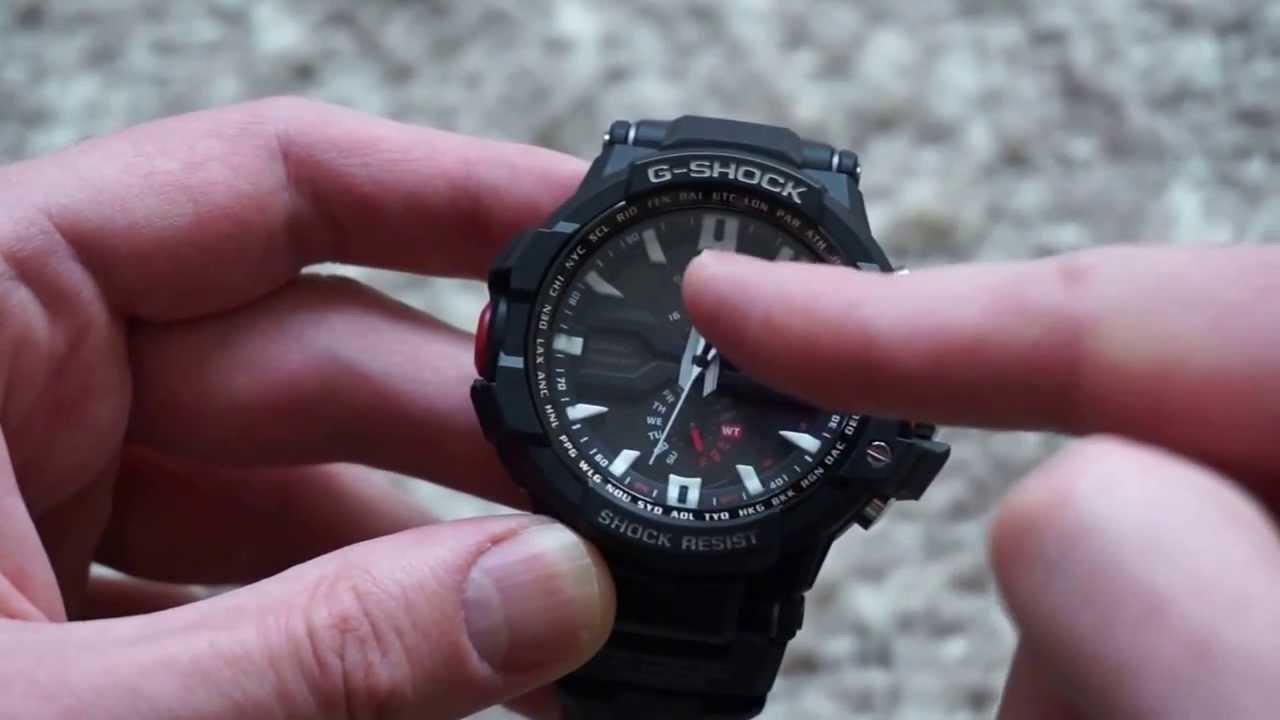 часы g shock gw 1100fc 1a копия